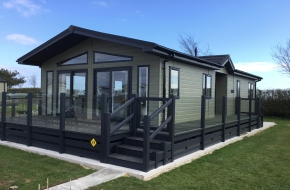 Timber Venture Twin Lodge 2021
